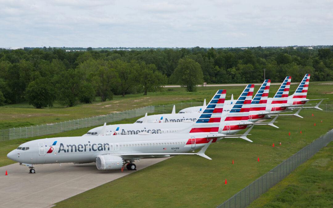 Vols commerciaux du Boeing 737 MAX : Cela reprend du service du côté d'American Airlines