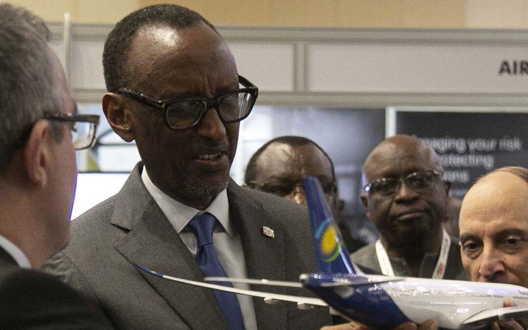 « Aviation Africa » : La grande messe de l'industrie aéronautique africaine reviendra à Kigali