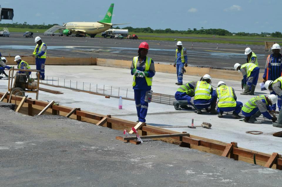 Infrastructures aéroportuaires : Le Cameroun agrandit son aéroport principal