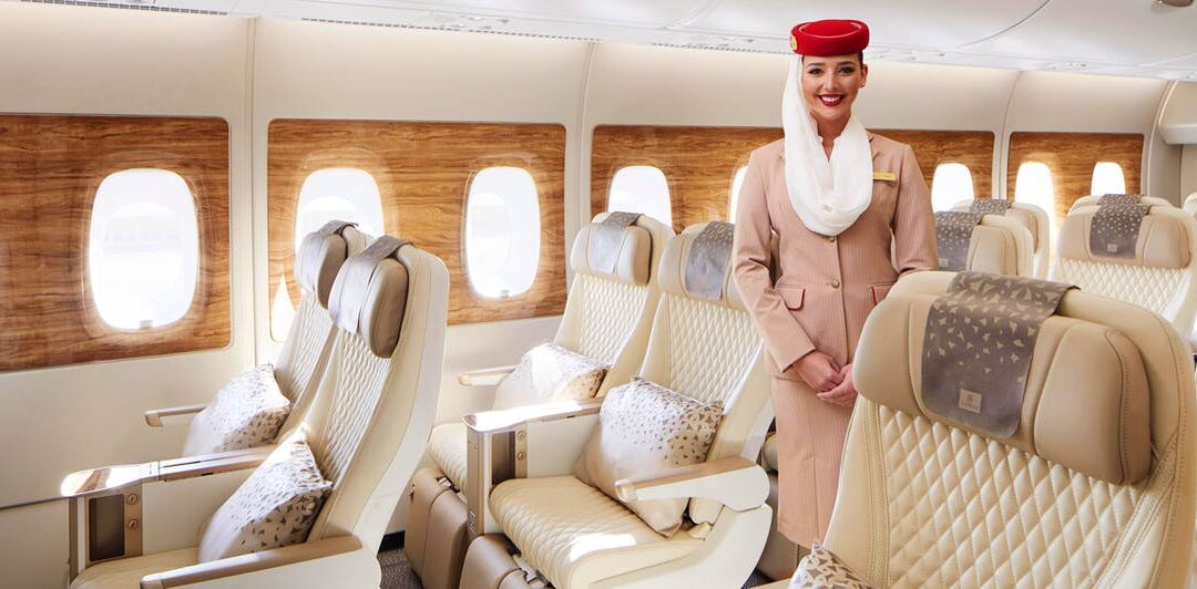 Innovations : Emirates présente sa Premium Economy
