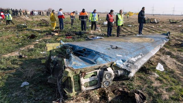 Crash d'un avion d'Ukraine International Airlines : L'Iran indemnise les familles des victimes, l'Ukraine demande la traduction des responsables devant la justice