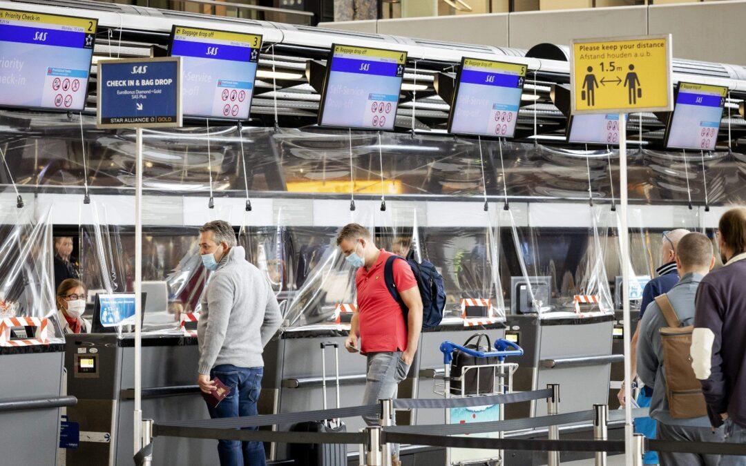 France : Fermeture des frontières aux pays extérieurs à l'UE à partir de dimanche minuit « sauf motif impérieux »
