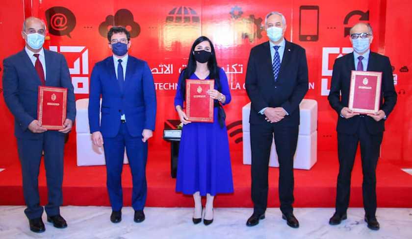 Plateforme de paiement en ligne : Tunisair et la CTN signent un partenariat avec la Poste tunisienne