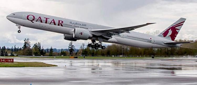 Expansion de son réseau américain :  Qatar Airways ouvre Seattle à bord d'un Boeing 777 ultramoderne