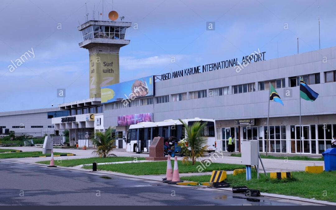 L'aéroport de Zanzibar : Résultant effrayant sur les normes de santé et de sécurité