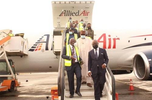 Nigéria : La première compagnie cargo du pays renforce sa flotte