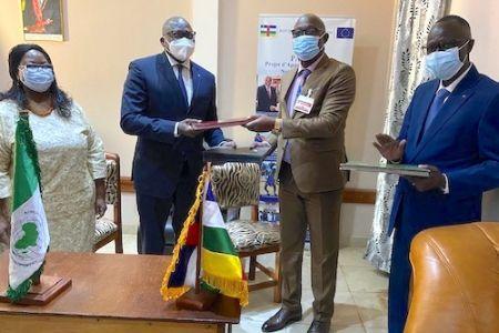 Centrafrique : la BAD accorde un financement pour la modernisation de l'aéroport de Bangui et un appui au secteur aérien