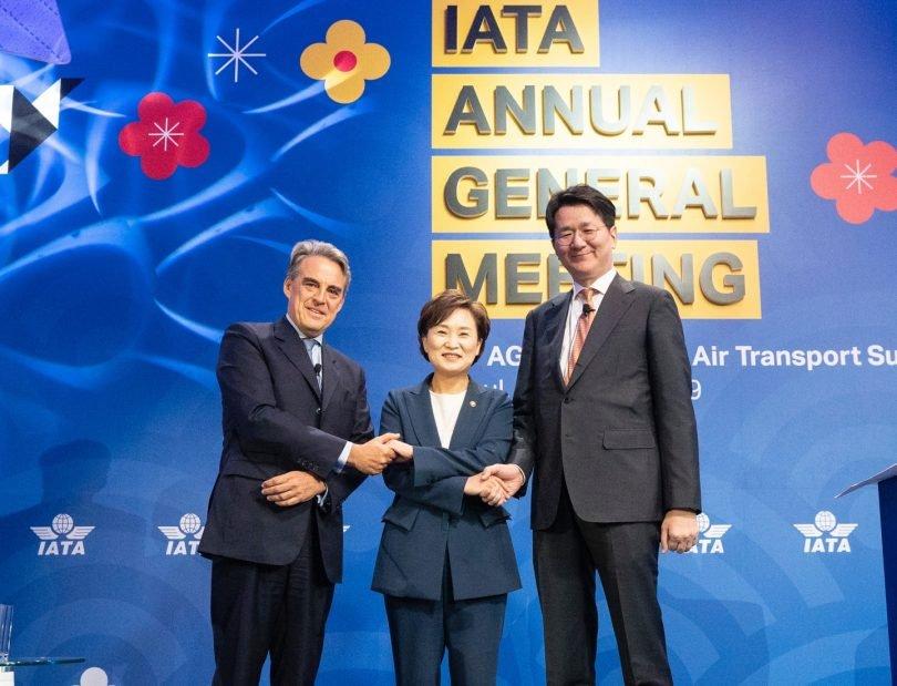 IATA : Report de la 77e Assemblée générale annuelle et du Sommet mondial du transport aérien
