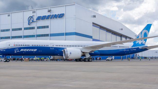 Production : Boeing reprend les livraisons de 787 Dreamliner