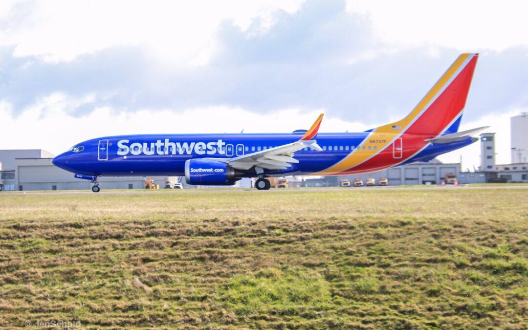 Boeing 737 Max : la compagnie SouthWest Airlines commande 100 appareils