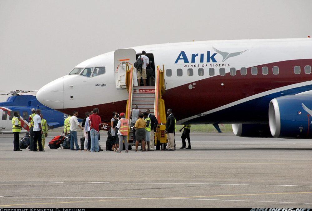 Nigéria : Arik Air remporte le prix de la compagnie aérienne de la décennie d'ATQ