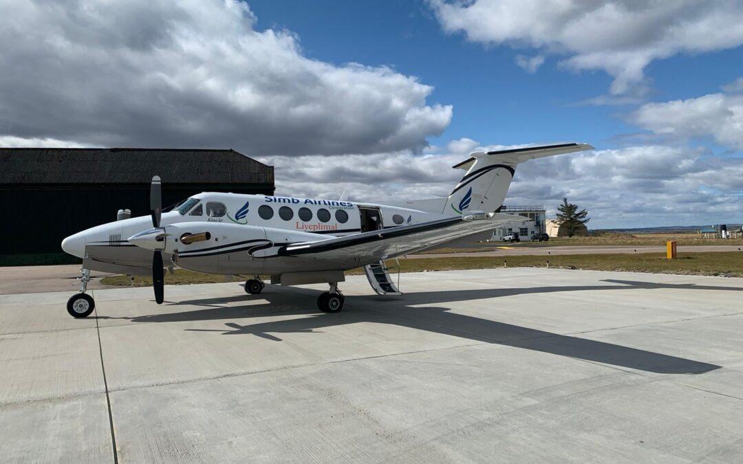 Aviation d'affaires : Simb Airlines Corporation, première compagnie aérienne de Jet privé en Afrique centrale