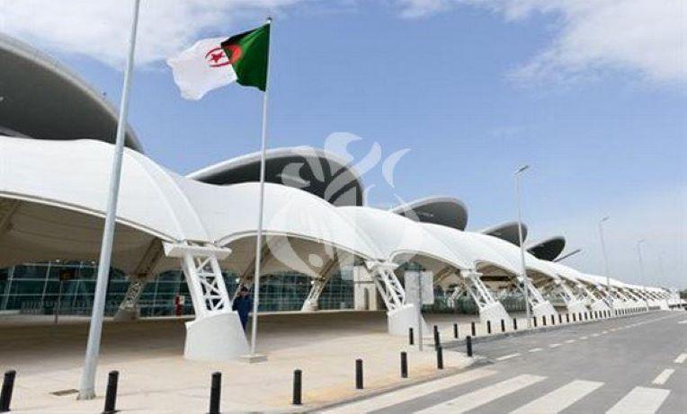Aéroport d'Alger : 94.000 voyageurs à l'international depuis début 2021