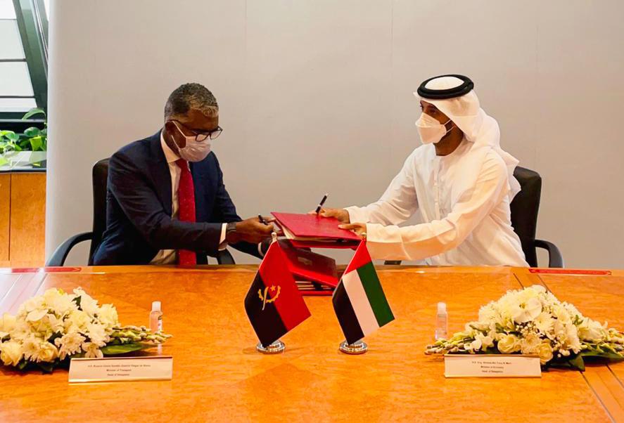 Coopération : L'Angola et les Emirats Arabes Unis signent un accord sur les services aériens