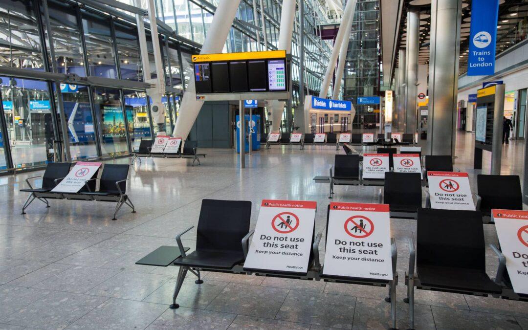 Impact Covid : l'aéroport d'Heathrow de Londres accumule des pertes énormes