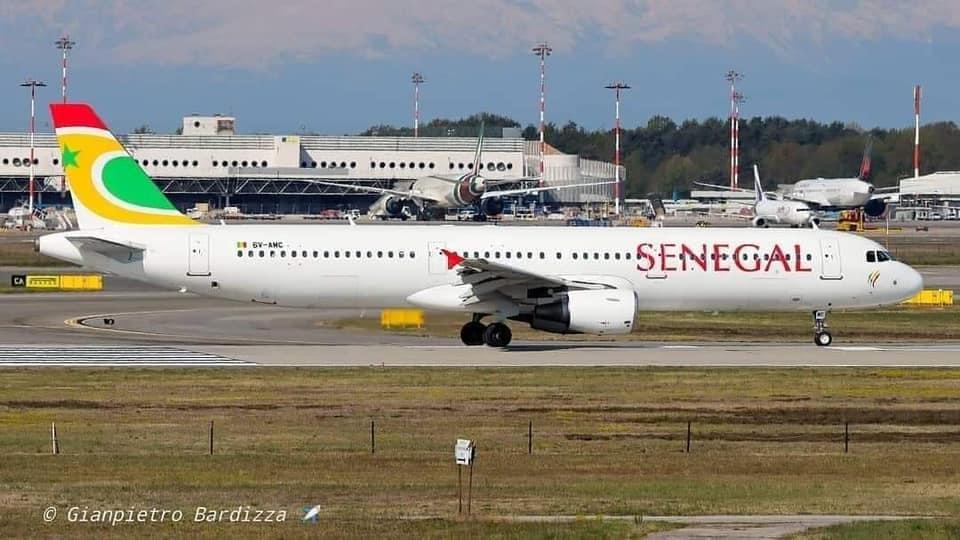 Air Sénégal : Le transporteur sénégalais renforce les lignes Dakar/Milan et Casablanca/Barcelone