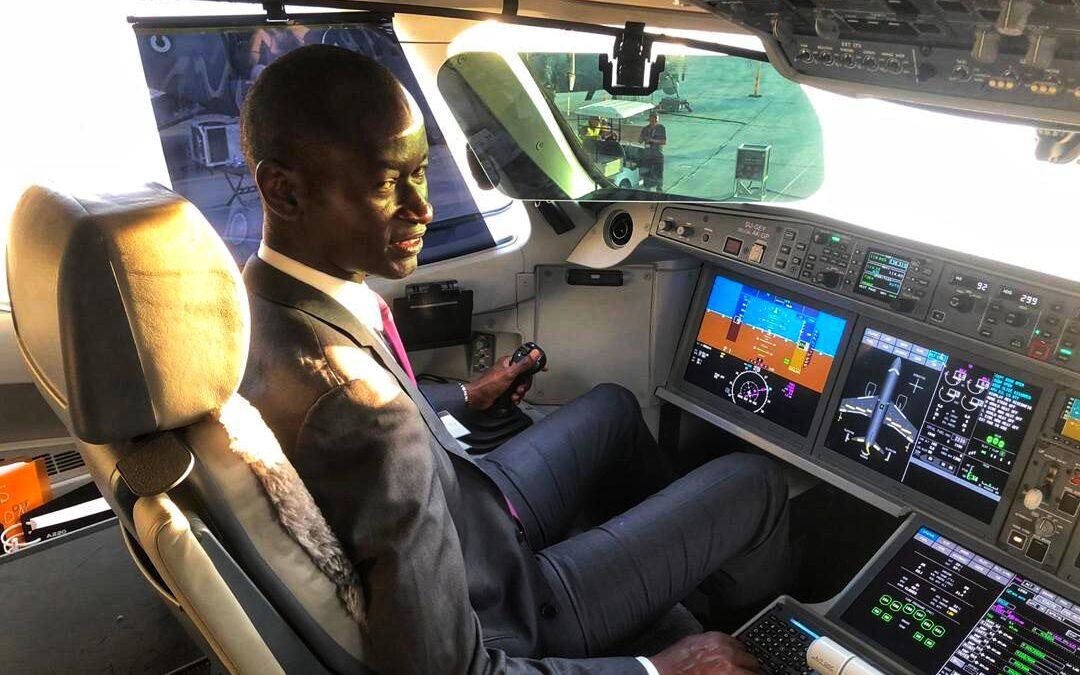 Air Sénégal : Avec nos prochains A220 nous allons offrir le même niveau de confort que sur les A330neo (DG)