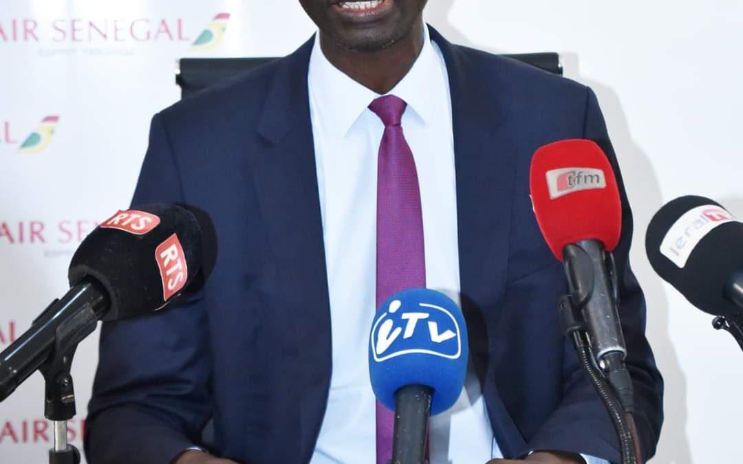 Air Sénégal : L'ouverture de la ligne Dakar/New-York/Washington va consacrer la position de hub de Dakar (DG)