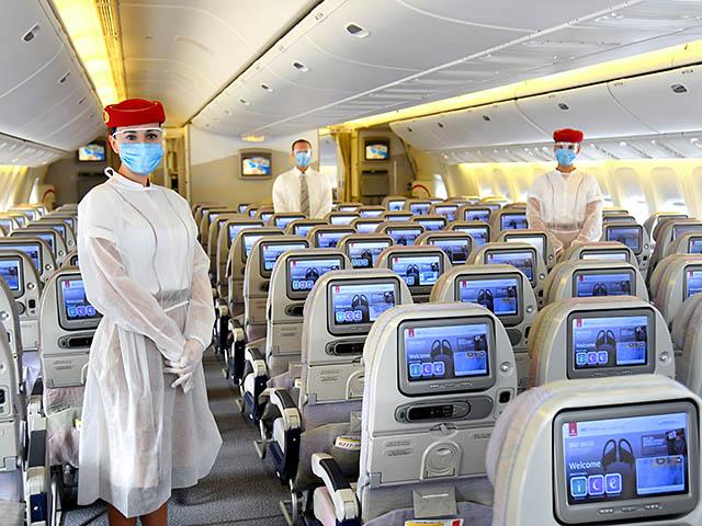 Distinction : Emirates élue meilleure compagnie aérienne du monde pour la 8ème fois consécutive….