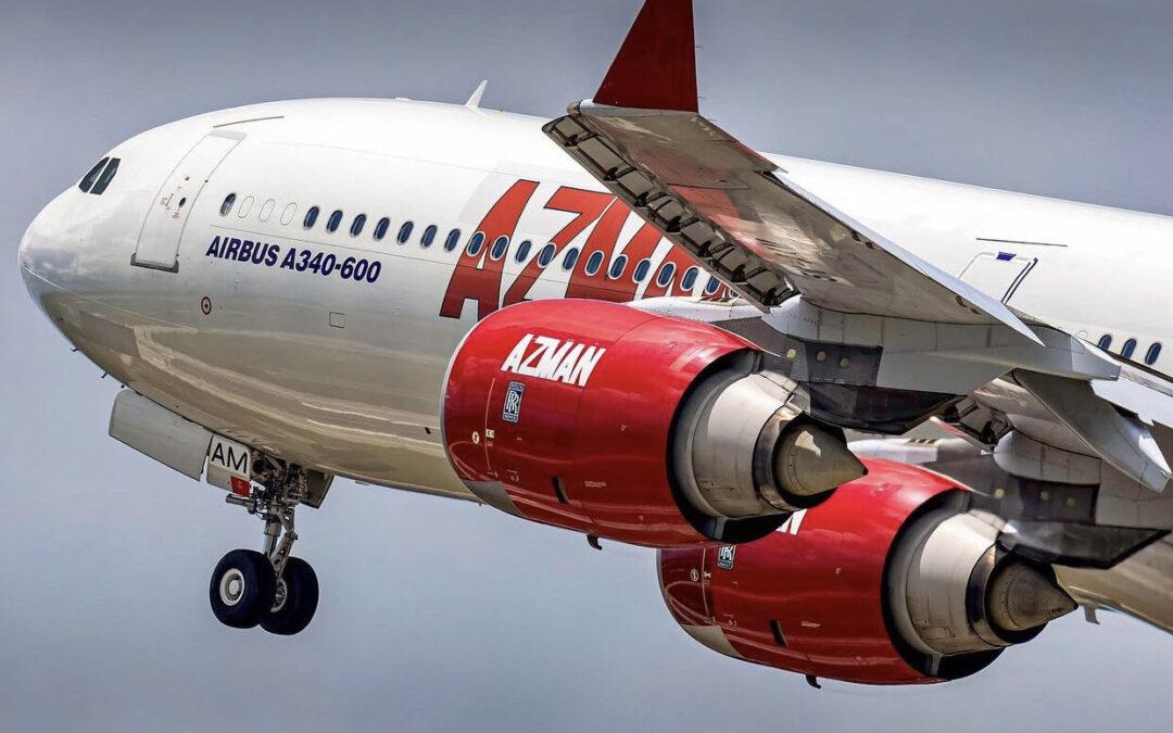 Nigéria : Azman Air reçoit l'autorisation de faire voler son Airbus A340-600 sur des vols internationaux
