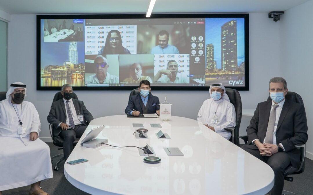 Partenariat : Emirates Group Security et la GMR Aviation Academy signent un protocole d'accord