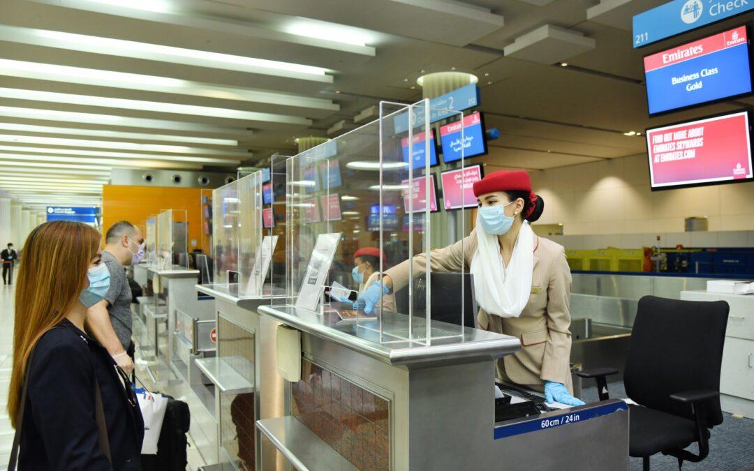 Passeport numérique sanitaire : Emirates étend le déploiement du IATA Travel Pass…
