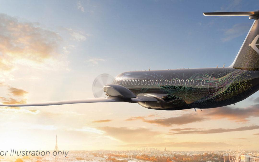 Aéronautique : Embraer souhaite lancer son avion à turbopropulseurs l'an prochain