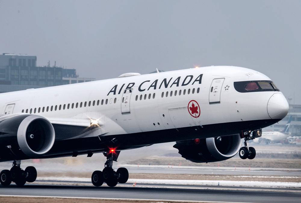 Relance estivale : Air Canada ajoute 55 liaisons vers 34 destinations aux États-Unis