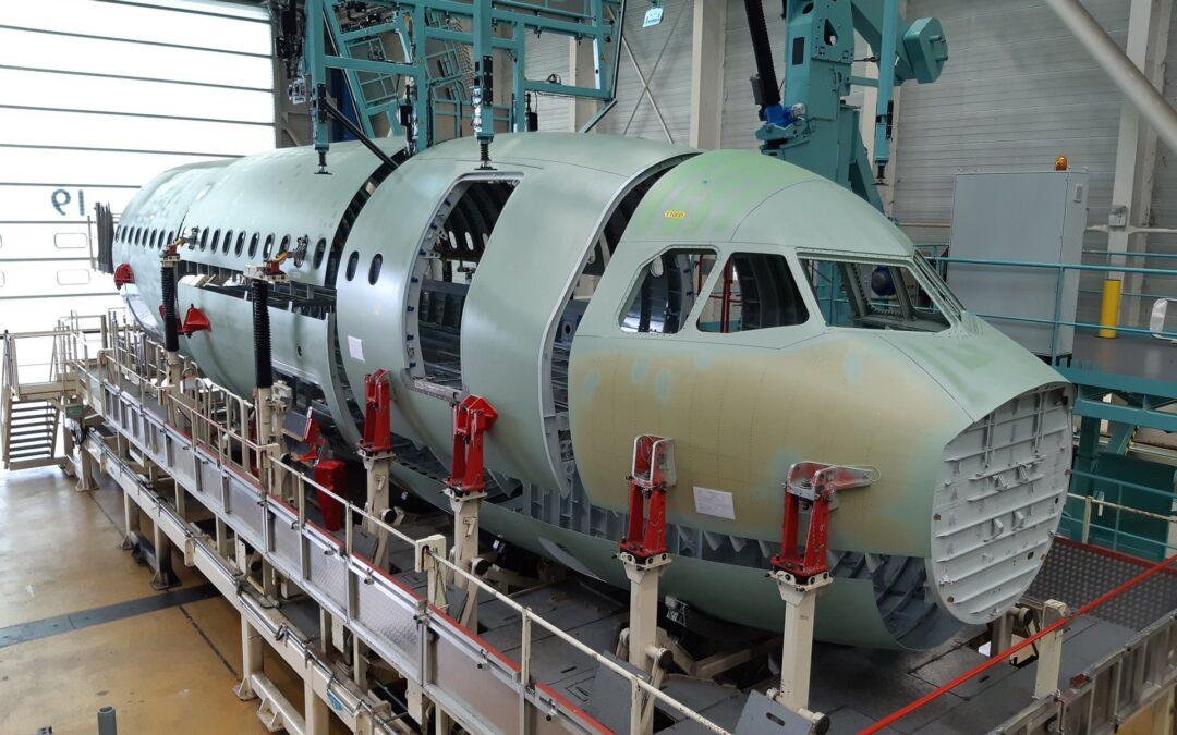 Airbus : Publication de ses résultats financiers pour le premier semestre et prévisions commandes revues à la hausse
