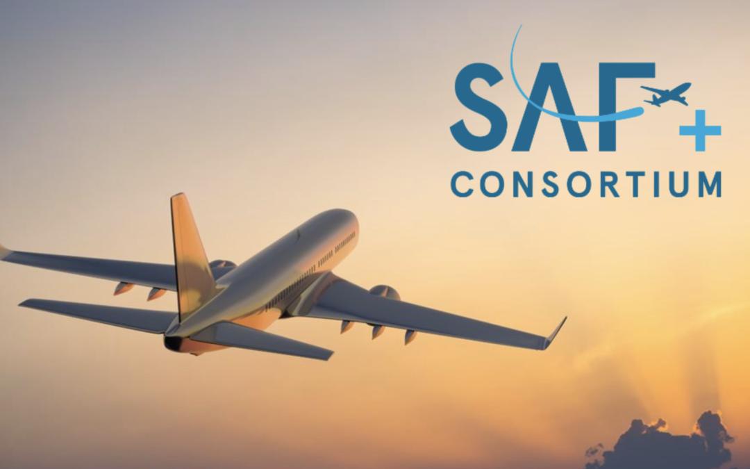 Carburant d'aviation durable : Airbus se joint au consortium canadien SAF+