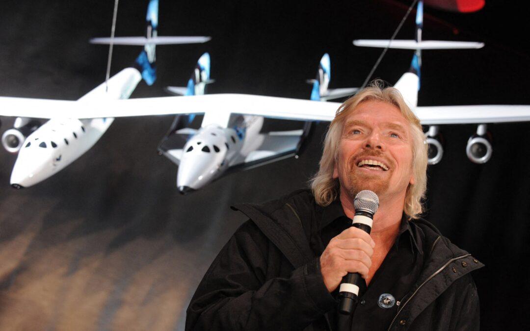 Tourisme spatial : Le milliardaire Richard Branson se voit dans l'espace le 11 juillet, avant Jeff Bezos