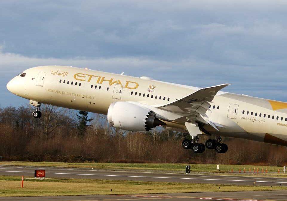 Nouvelle ligne : Etihad lance sa 65ème destination avec un premier vol vers Vienne