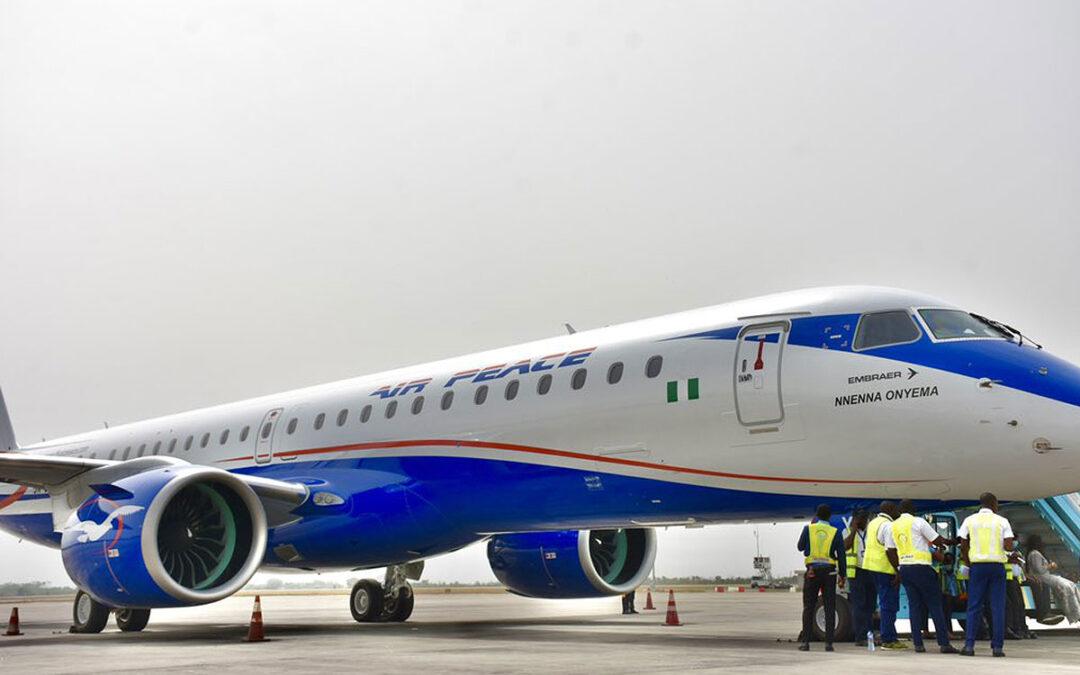 Nigéria : Air Peace, compagnie humanitaire de l'année