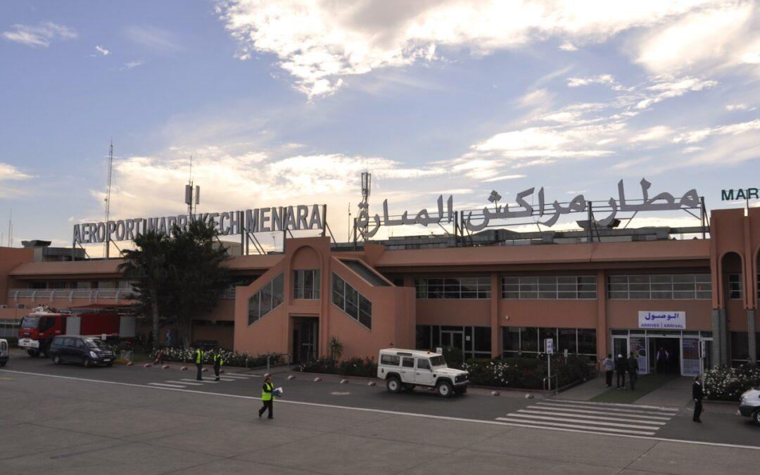 Maroc : Baisse de plus de 78% du trafic  passagers au premier semestre 2021