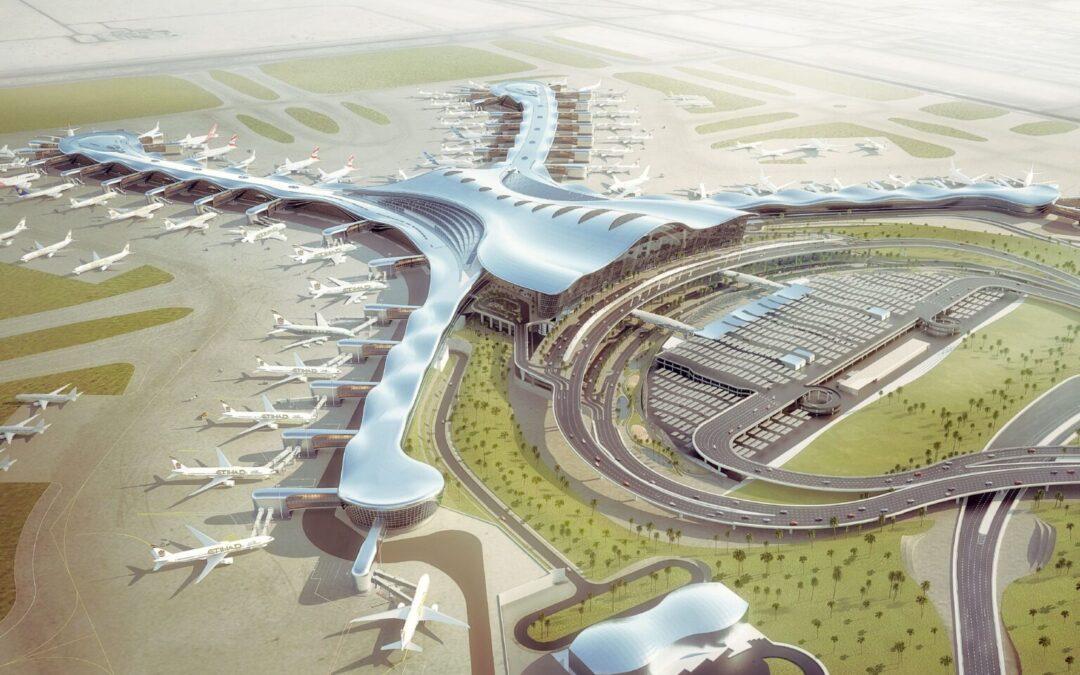 Infrastructure aéroportuaire : Contrat annulé pour le nouveau terminal de l'aéroport d'Abu Dhabi