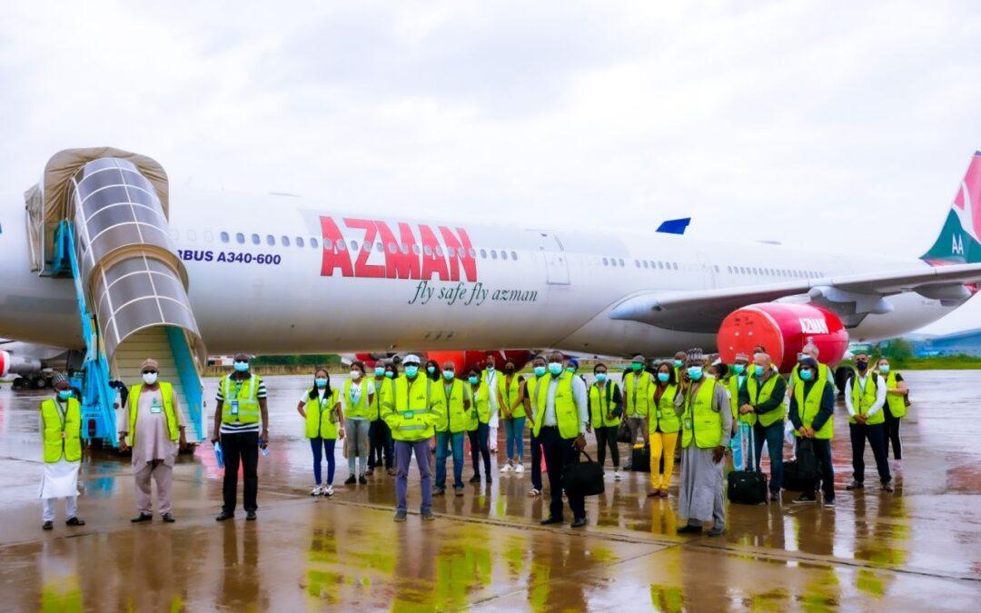 Nigéria : Azman Air démarre les opérations commerciales avec son Airbus A340-600