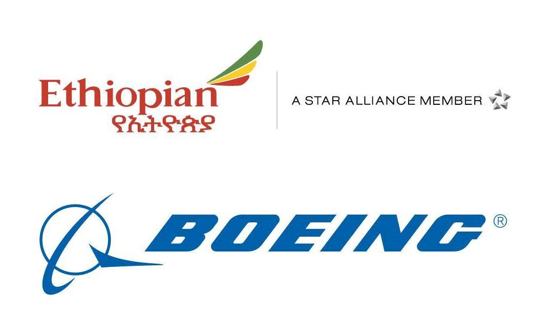 Partenariat : Ethiopian Airlines et Boeing ont signé un protocole d'accord stratégique pour positionner l'Éthiopie en tant que plaque tournante de l'aviation en Afrique