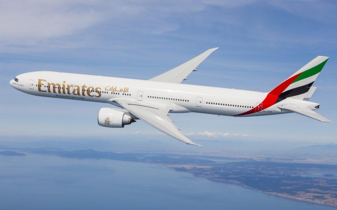 Reprise : Emirates reprend ses services vers le Royaume d'Arabie saoudite et Saint-Pétersbourg en Russie