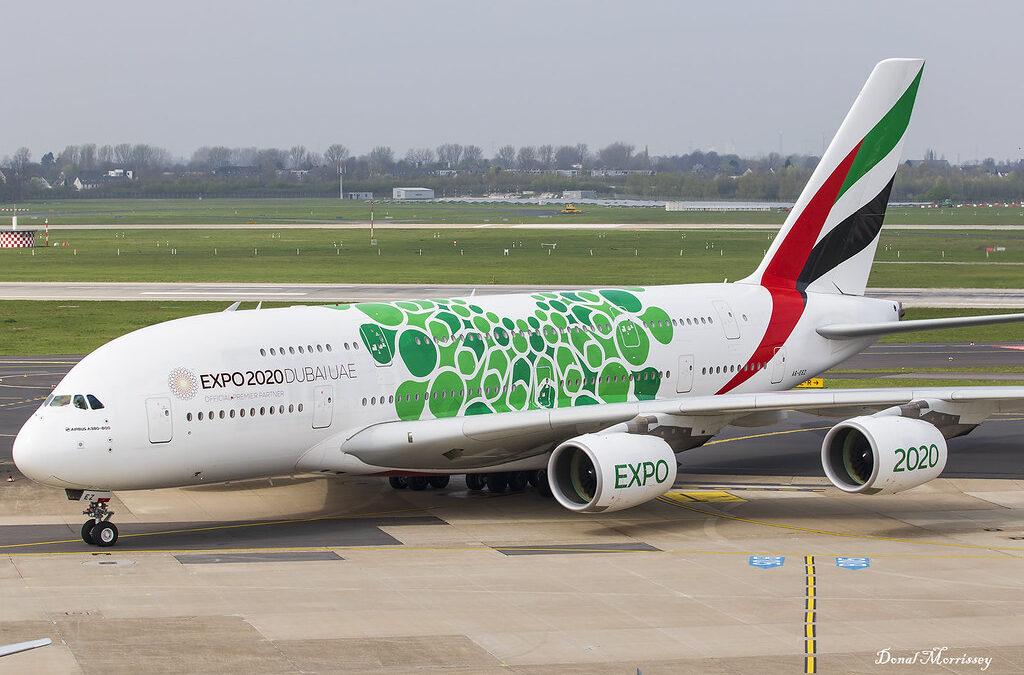 Nouvelle expérience: Emirates va lancer le premier service commercial régulier Airbus A380 à destination d'Istanbul à partir du 1er octobre